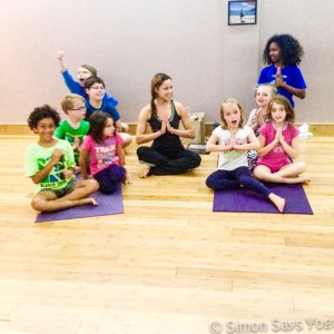 Kids and Family Yoga