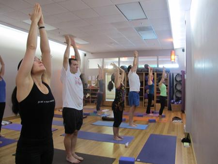 yoga Bethesda