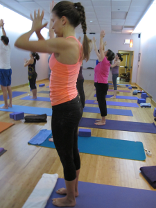 Simon Says Yoga | Adult Classes
