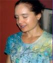 Juli (Vinyasa Flow Yoga Level 1/2)