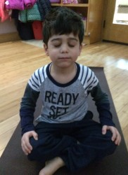 meditatingboy