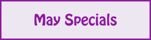 May Specials (Web Banners)